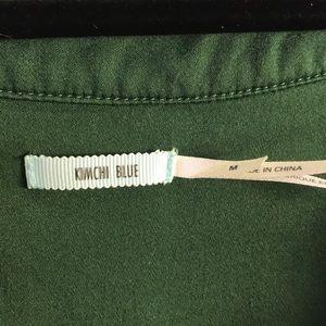 Kimchi Blue Dresses - Urban Outfitters Kimchi Blue Wrap Dress- Shamrocks
